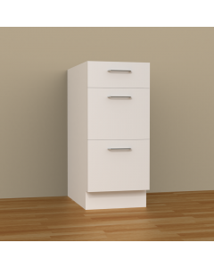 3DB15 - 3 DRAWERS BASE CABINET