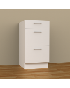 "3DB18 - 3 DRAWERS BASE CABINET (18"")"