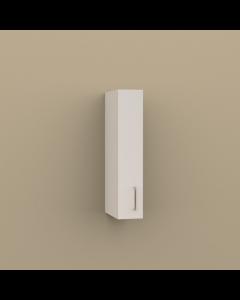 W0630 - SINGLE DOOR WALL CABINET 2 SHELVES