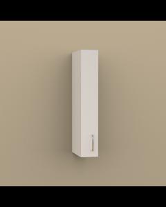 W0636 - SINGLE DOOR WALL CABINET 2 SHELVES