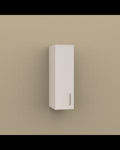 W0930 - SINGLE DOOR WALL CABINET 2 SHELVES