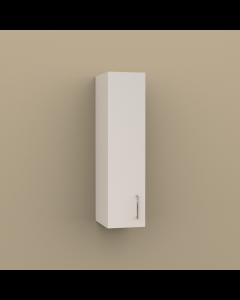 W0936 - SINGLE DOOR WALL CABINET 2 SHELVES