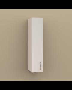 "W0942 - 42"" HIGH SINGLE DOOR WALL CABINET"
