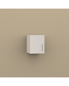W1215 - SINGLE DOOR WALL CABINET