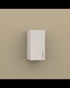 W1224 - SINGLE DOOR WALL CABINET 1 SHELF