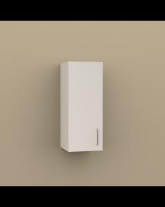 W1230 - SINGLE DOOR WALL CABINET 2 SHELVES