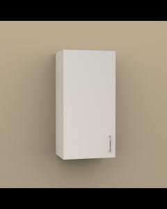 W1836 - SINGLE DOOR WALL CABINET 2 SHELVES
