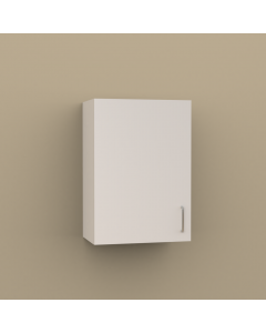 W2130 - SINGLE DOOR WALL CABINET - 2 SHELVES