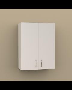 W2736 - DOUBLE DOOR WALL CABINET 2 SHELVES